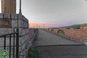 大阪 池島弥生橋 東大阪市にある不思議なフィールド。
